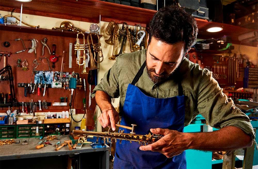 Dónde repara un instrumento en Tenerife